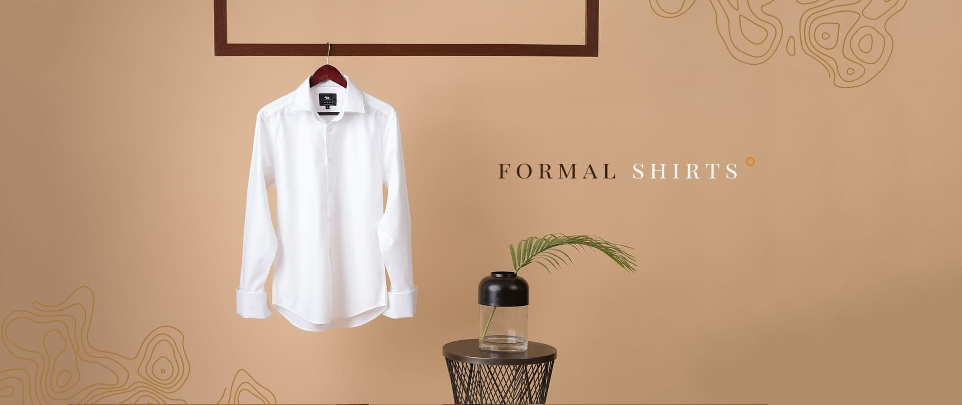 Branded Formal Shirts For Men's