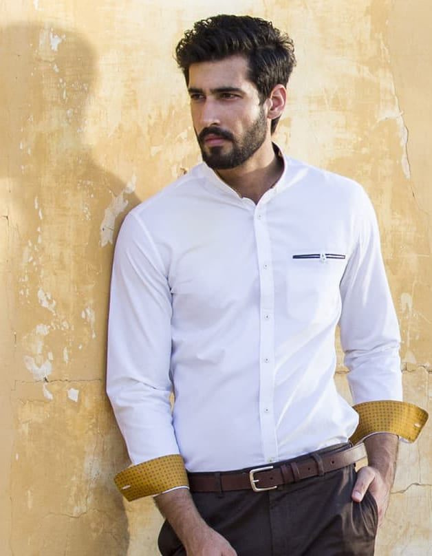 Nehru Collar Shirts