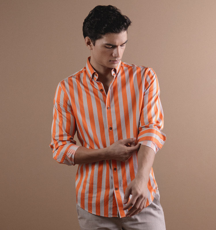 Buy Rave Stripe shirt online