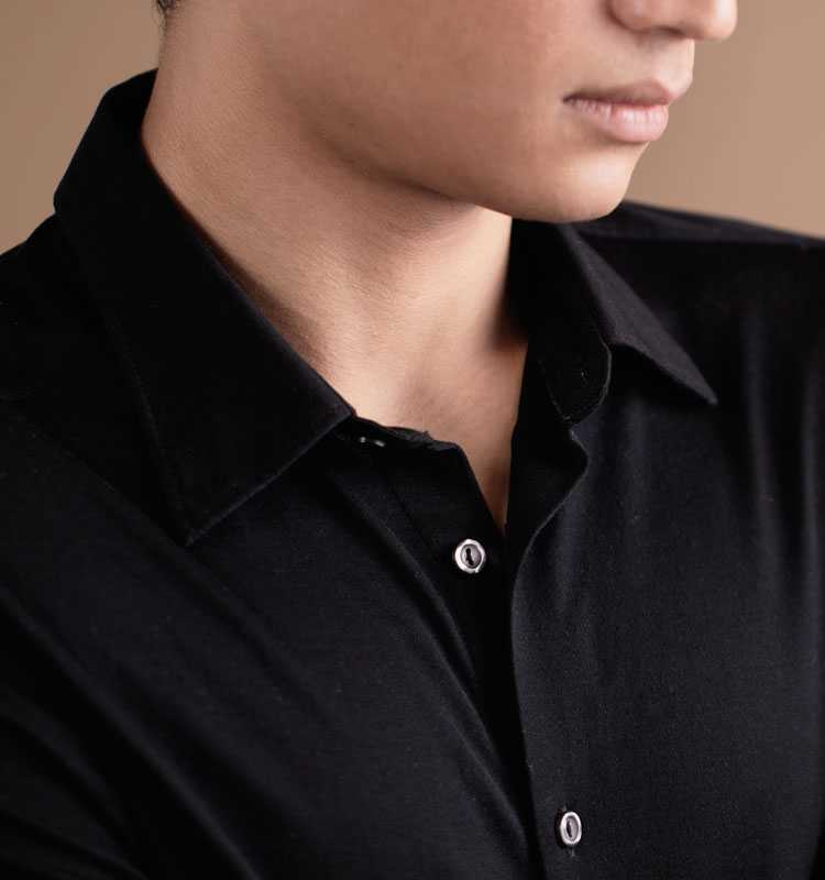 Buy Solace Black shirt online