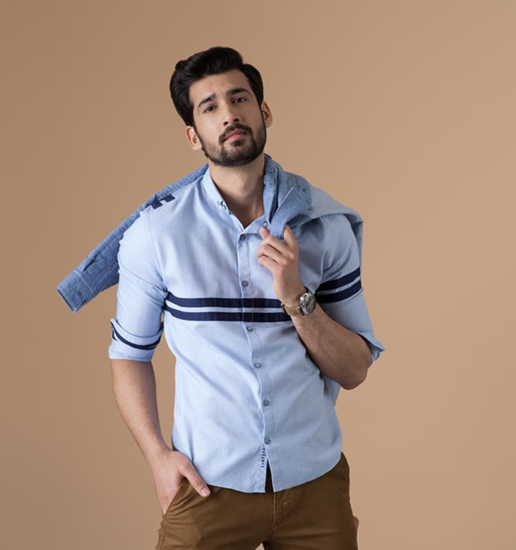 Buy Essential Sports Stripe shirt online