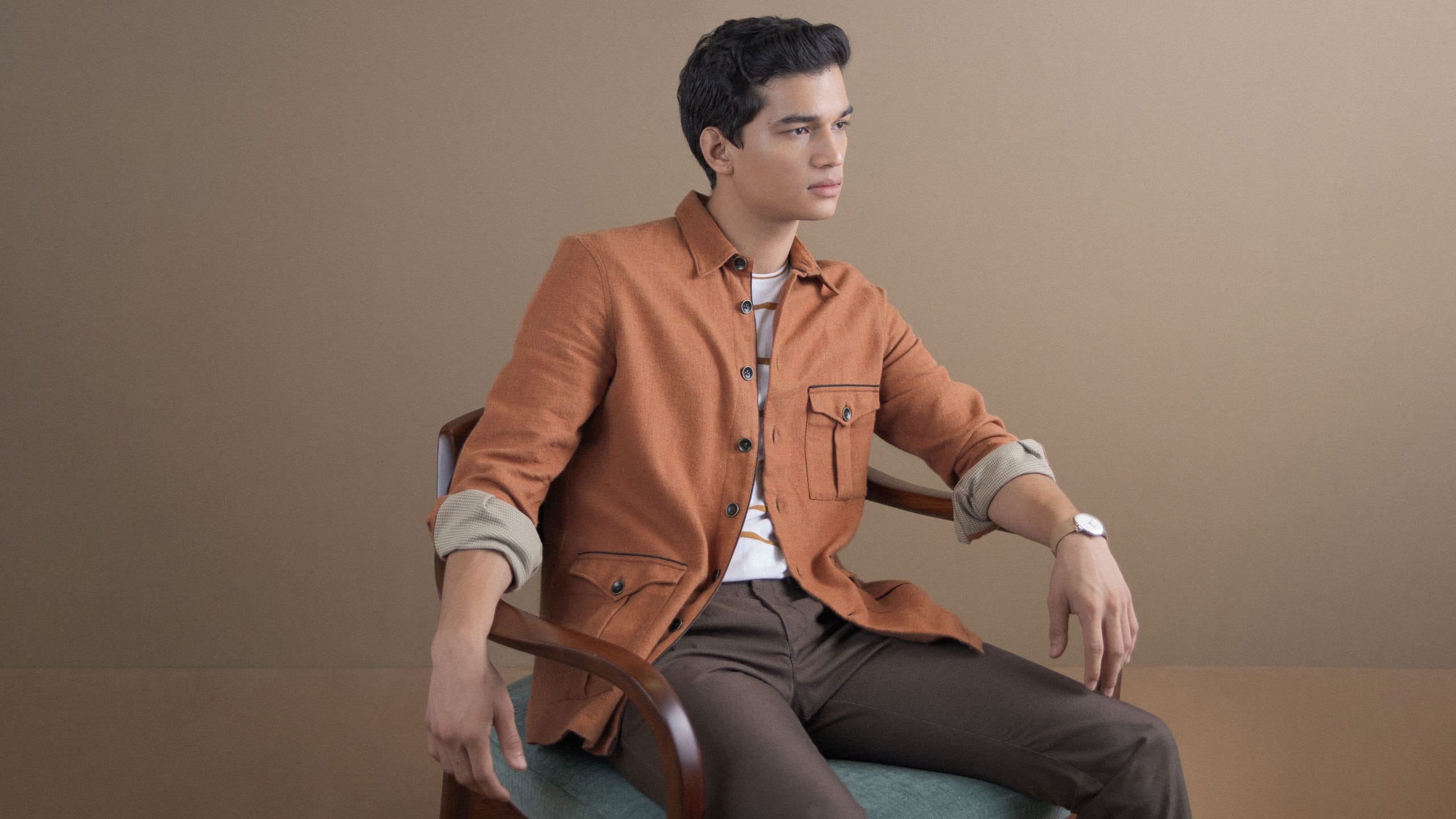 Buy Rust Canyon shirt online