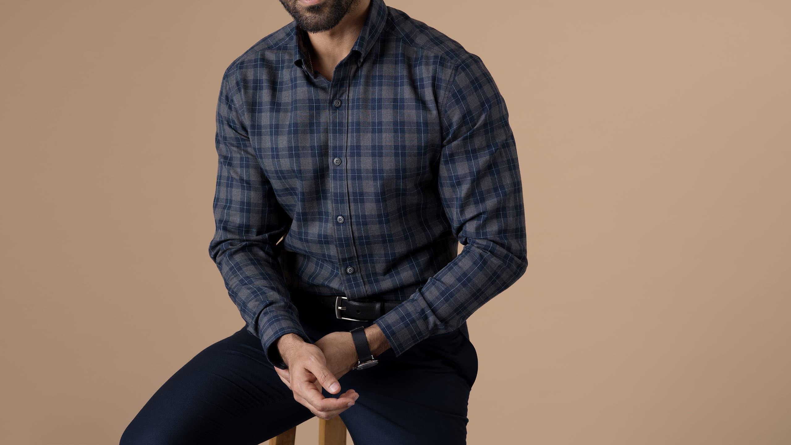 Buy Check Mate shirt online
