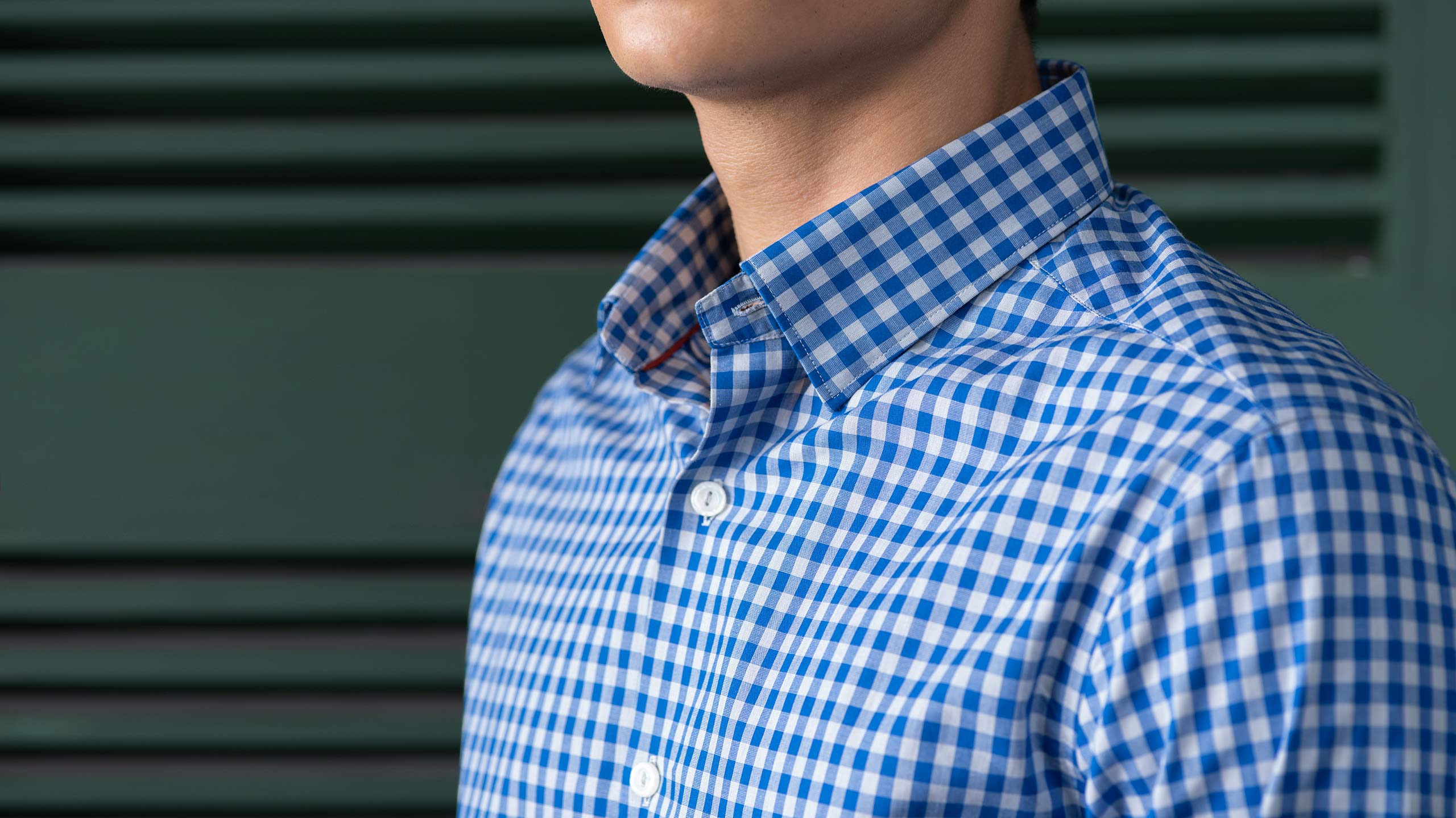 Buy Checkered Eve shirt online