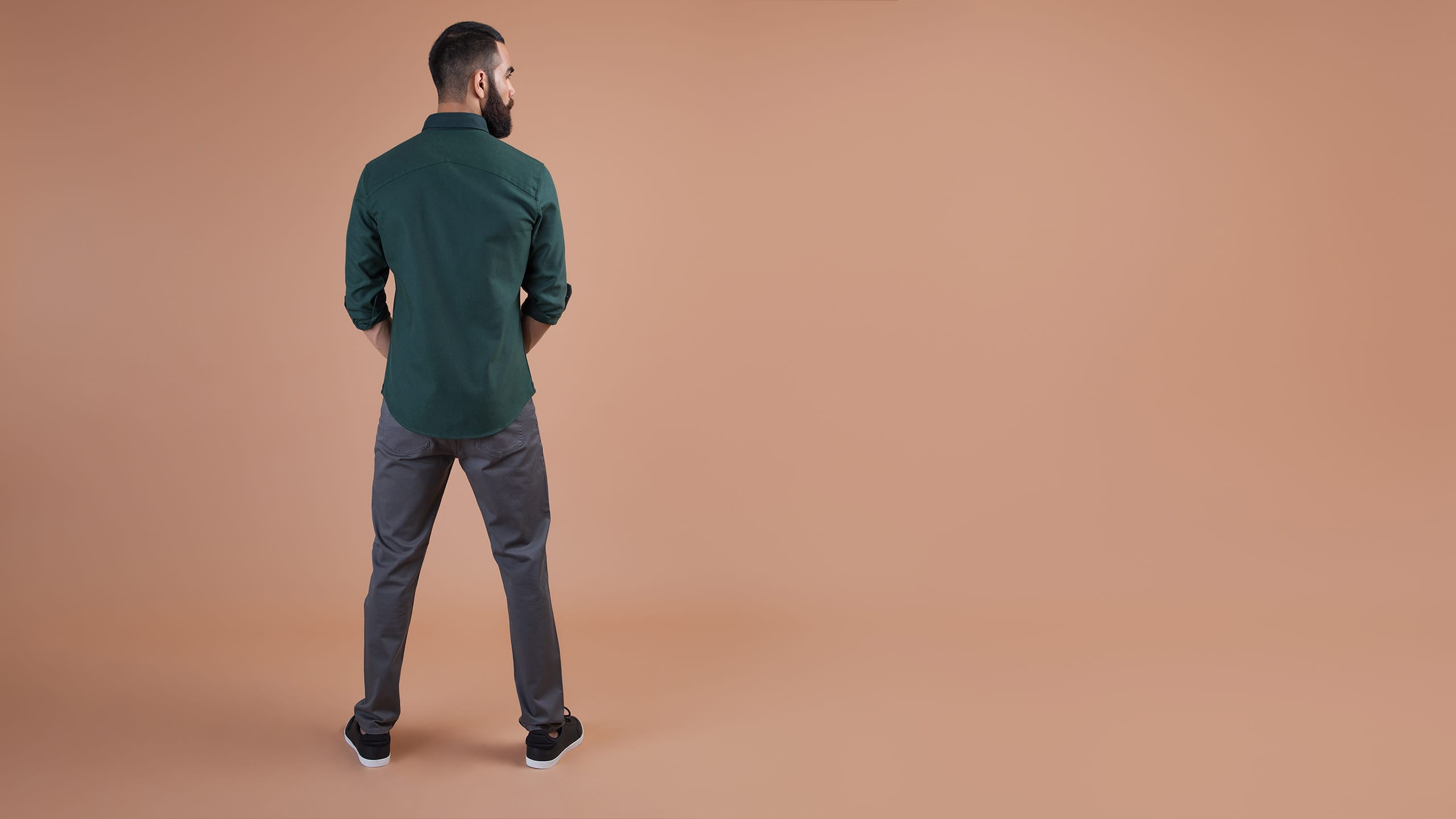 Buy Hues of Green shirt online