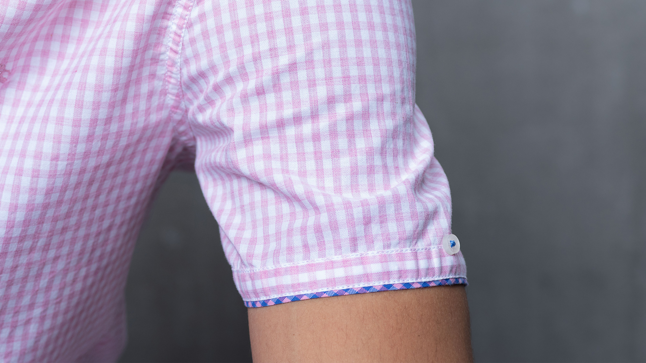 Buy Pink Checkerboard shirt online