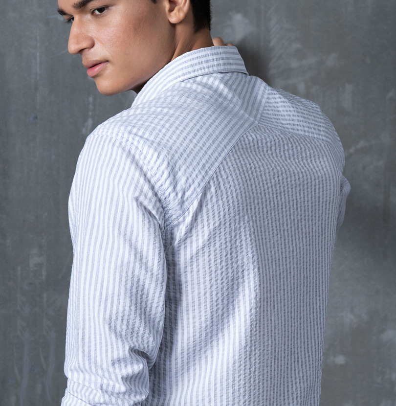 Chalk & Charcoal Branded Designer Shirts for Men