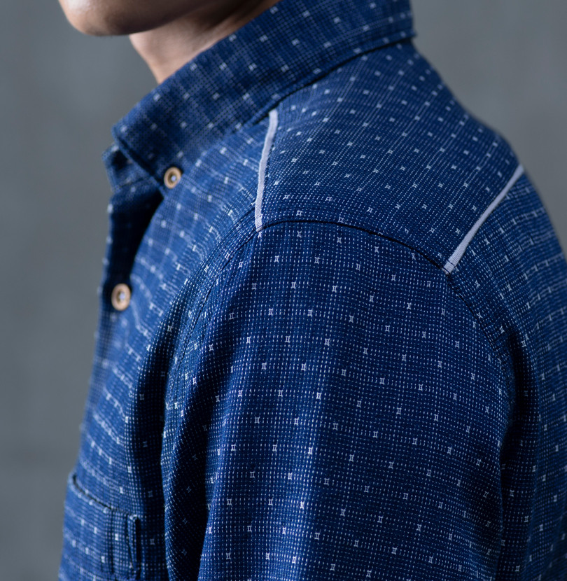 Indigo Rain Branded Designer Shirts for Men