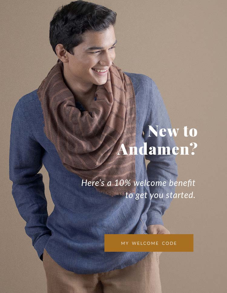 New To Andamen
