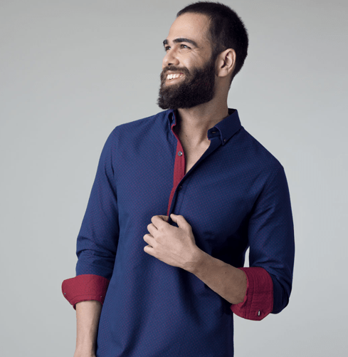 Duo Popover Branded Designer Shirts for Men