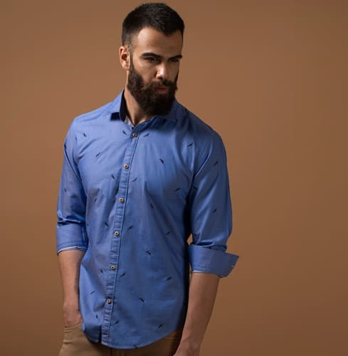 THE LONG SNOUT Branded Designer Shirts for Men