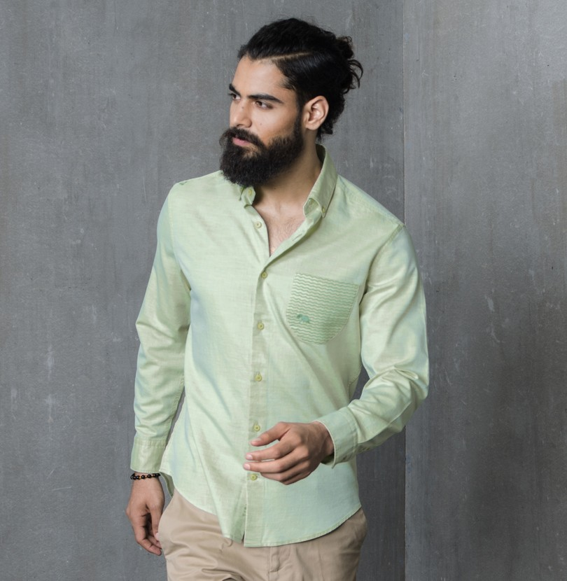 Tender Coconut Branded Designer Shirts for Men