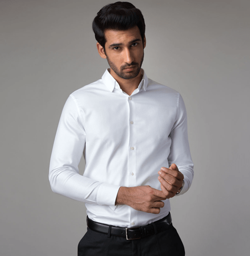 The Essential French Cuff Branded Designer Shirts for Men