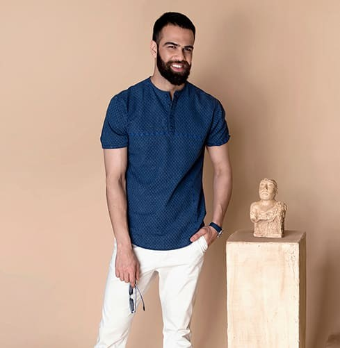 M'jodaro Branded Designer Shirts for Men