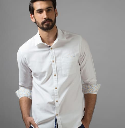 SAHASRARA Branded Designer Shirts for Men