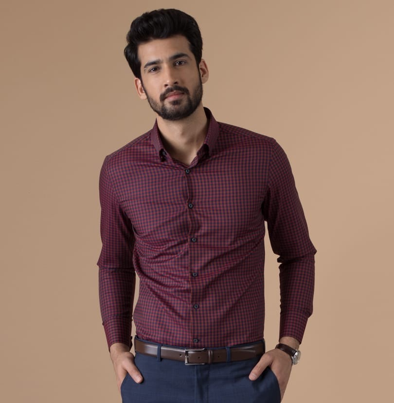 Evening of Three Branded Designer Shirts for Men
