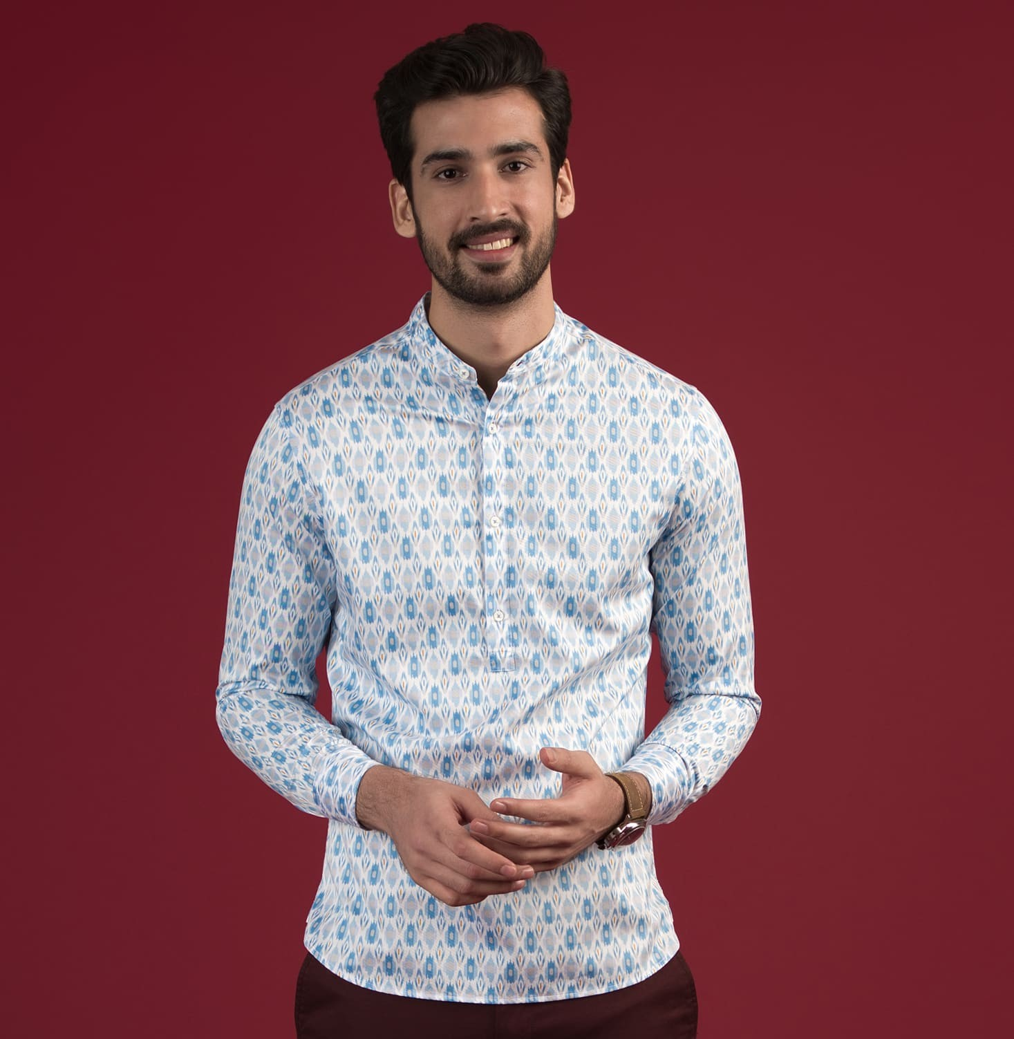 East to West Branded Designer Shirts for Men