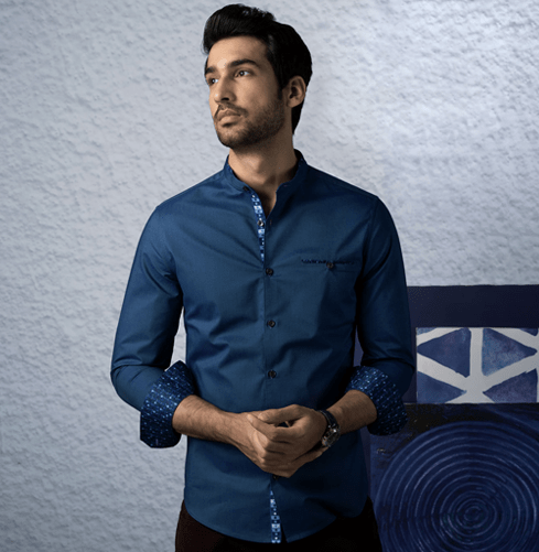 The Nehru Bindu Branded Designer Shirts for Men