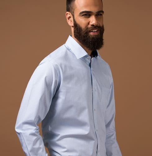SUM BLUE Branded Designer Shirts for Men