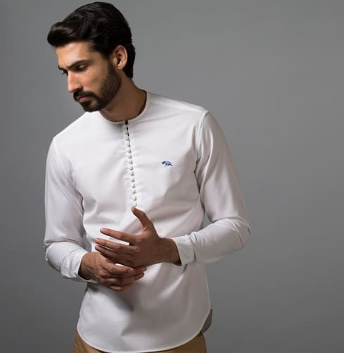 HAPPY RISHIKESH Branded Designer Shirts for Men